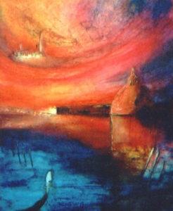 Détail Venise FERRARA M - 2002