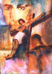 Jésus Christ - Crucifixion FERRARA M 2011
